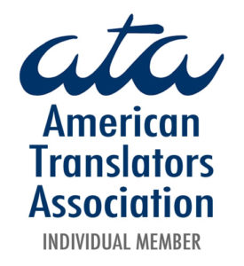 American Translators Associate Logo